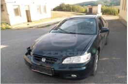 Accord 2000 Coupe